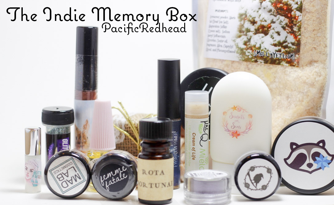 The Indie Memory Box – Unboxing!