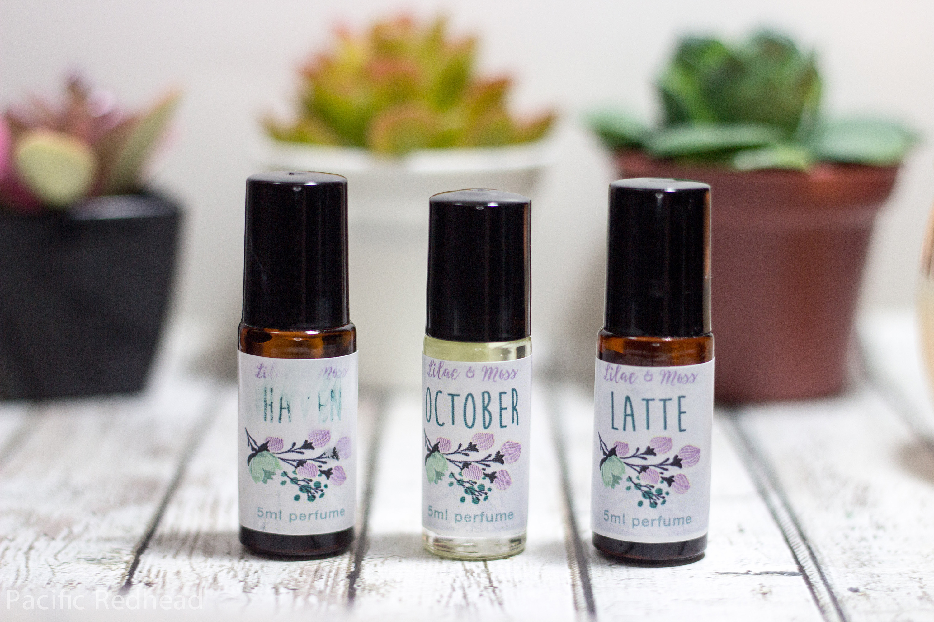 Lilac & Moss – Haven & October Review