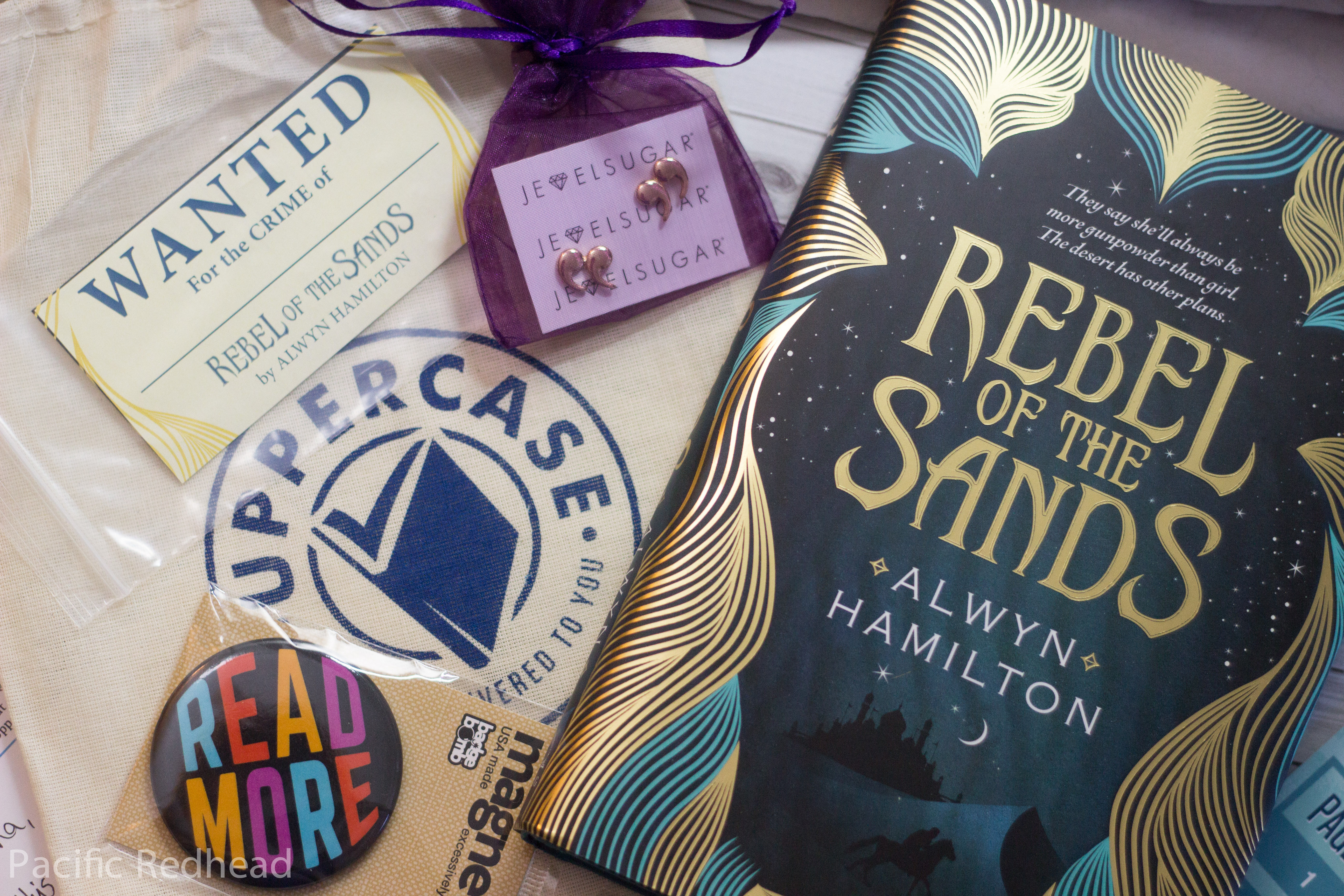Uppercase Box – March 2016