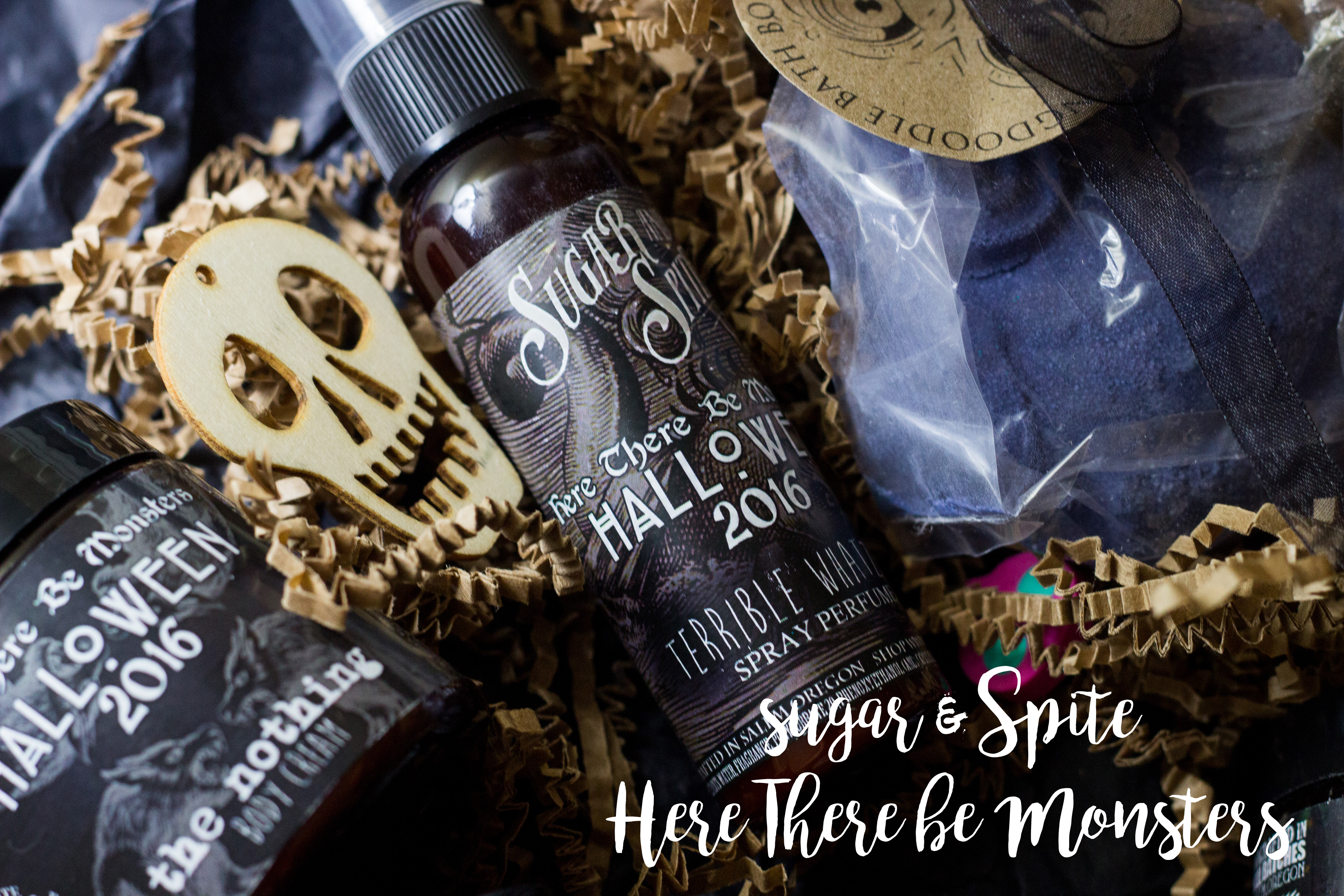 Sugar & Spite – Here There be Monsters Box Review