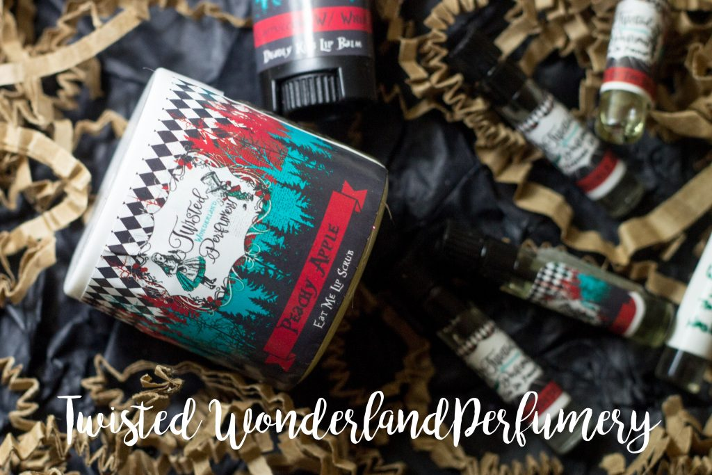 Twisted Wonderland Perfumery Review